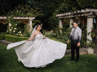 The wedding of Lani and Franz
