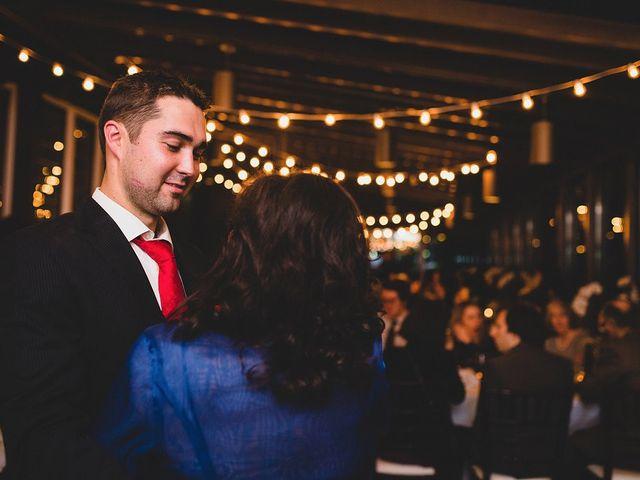 Justin and Tarah's wedding in Vancouver, British Columbia 1