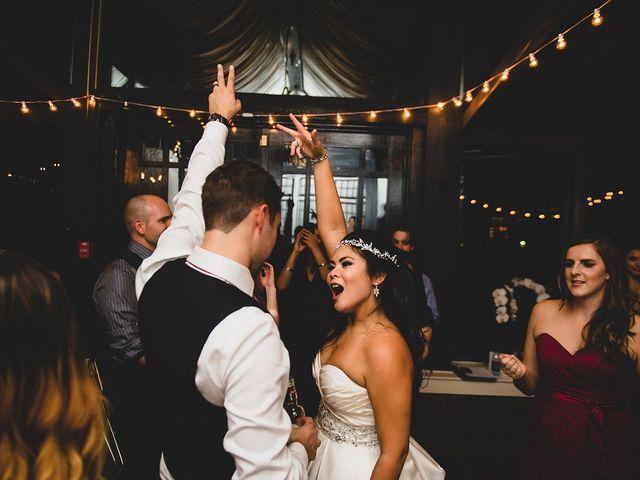 Justin and Tarah's wedding in Vancouver, British Columbia 8