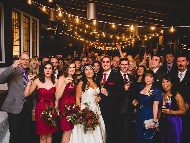 Justin and Tarah's wedding in Vancouver, British Columbia 18