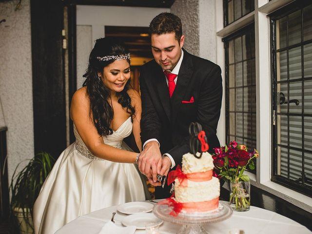 Justin and Tarah's wedding in Vancouver, British Columbia 21