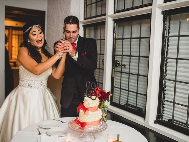 Justin and Tarah's wedding in Vancouver, British Columbia 22