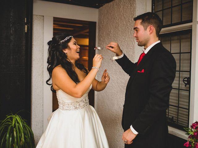 Justin and Tarah's wedding in Vancouver, British Columbia 24