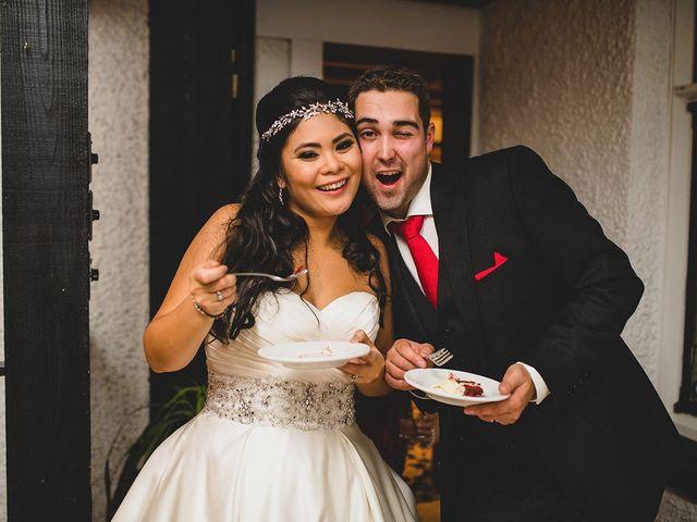 Justin and Tarah's wedding in Vancouver, British Columbia 25
