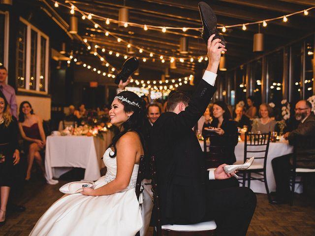 Justin and Tarah's wedding in Vancouver, British Columbia 26