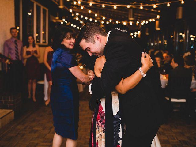 Justin and Tarah's wedding in Vancouver, British Columbia 28