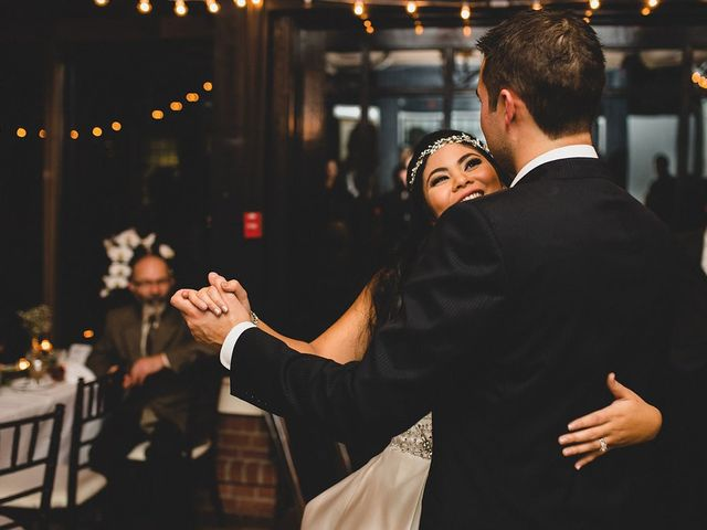 Justin and Tarah's wedding in Vancouver, British Columbia 30