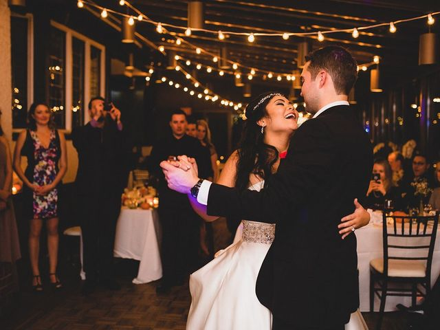 Justin and Tarah's wedding in Vancouver, British Columbia 31