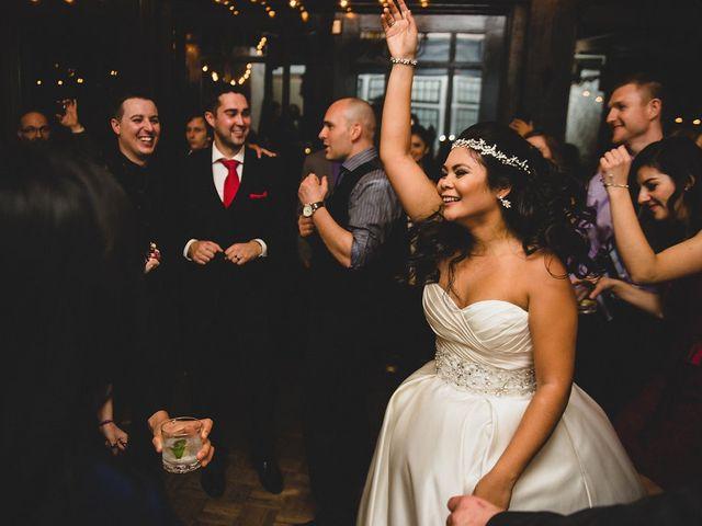 Justin and Tarah's wedding in Vancouver, British Columbia 32