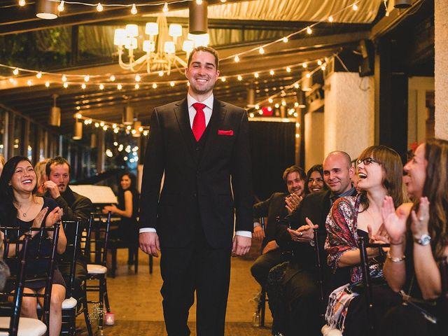 Justin and Tarah's wedding in Vancouver, British Columbia 35
