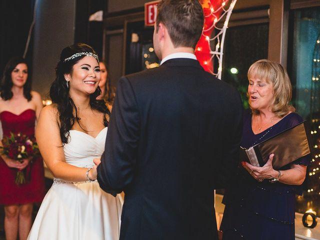 Justin and Tarah's wedding in Vancouver, British Columbia 37
