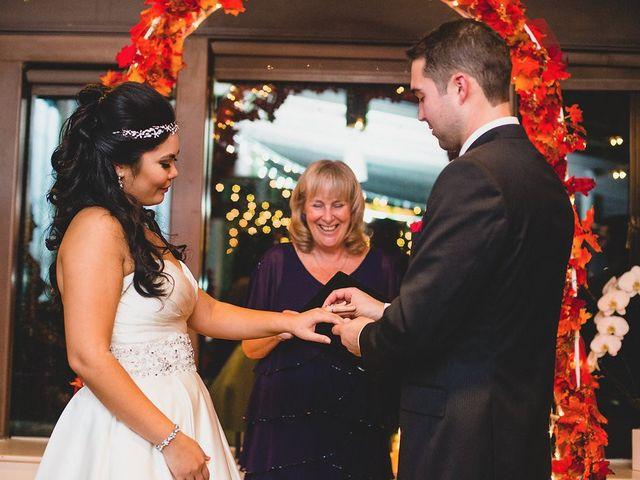 Justin and Tarah's wedding in Vancouver, British Columbia 39