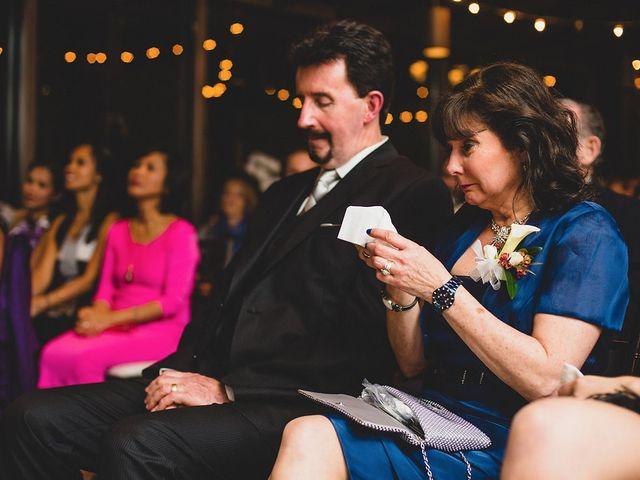 Justin and Tarah's wedding in Vancouver, British Columbia 42