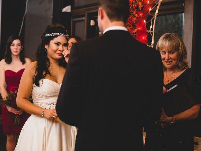 Justin and Tarah's wedding in Vancouver, British Columbia 43