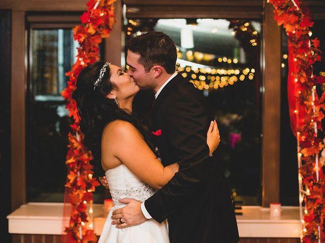 Justin and Tarah's wedding in Vancouver, British Columbia 45
