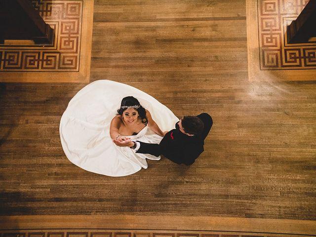 Justin and Tarah's wedding in Vancouver, British Columbia 51