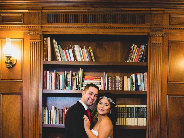 Justin and Tarah's wedding in Vancouver, British Columbia 54