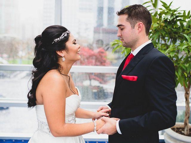 Justin and Tarah's wedding in Vancouver, British Columbia 71
