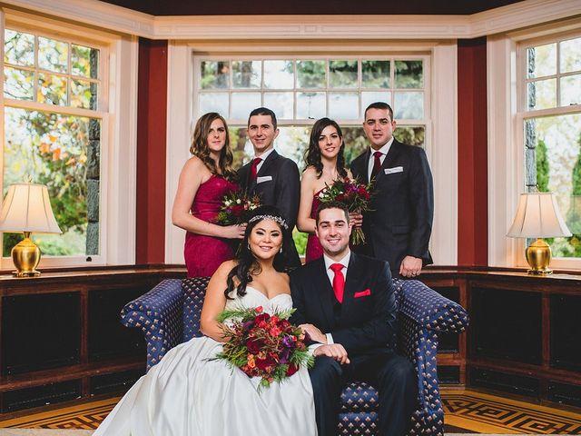 Justin and Tarah's wedding in Vancouver, British Columbia 73