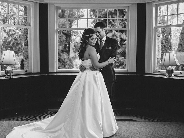 Justin and Tarah's wedding in Vancouver, British Columbia 75