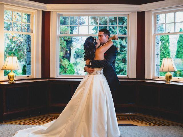 Justin and Tarah's wedding in Vancouver, British Columbia 76