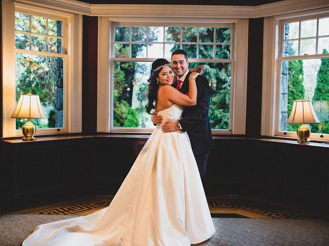 Justin and Tarah's wedding in Vancouver, British Columbia 77