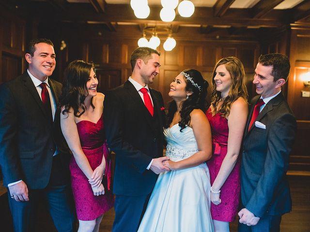 Justin and Tarah's wedding in Vancouver, British Columbia 78