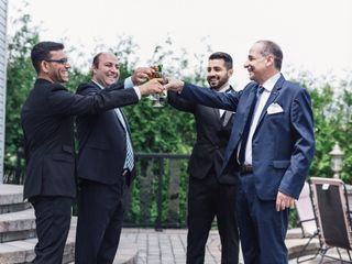 The wedding of Maggie and Mahmoud 1