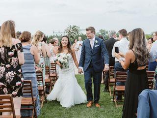 The wedding of Lauren and Brennan