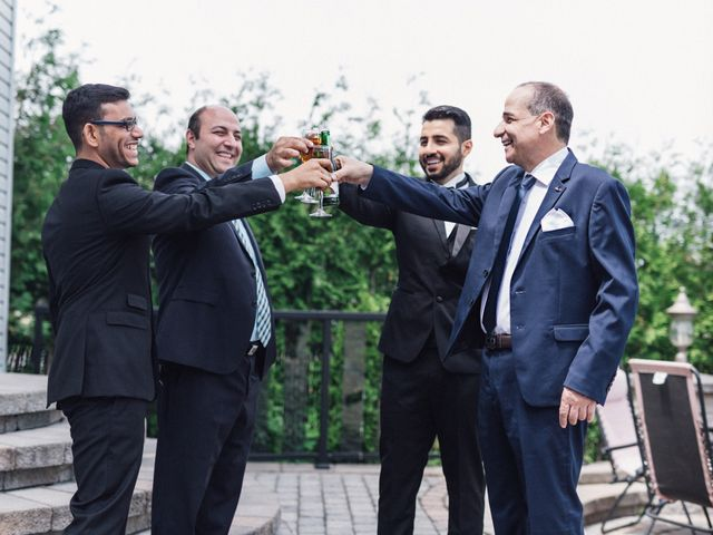 Mahmoud and Maggie's wedding in Montreal, Quebec 2