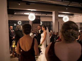 The wedding of Garrett and Nicole 1