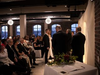 The wedding of Garrett and Nicole 2