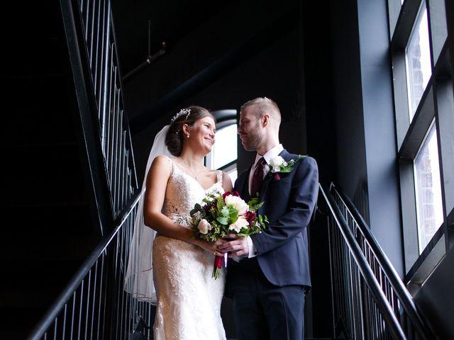 The wedding of Garrett and Nicole