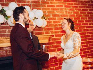 The wedding of Joannie and Sébastien 2