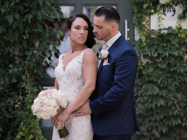The wedding of Sarah and Josip