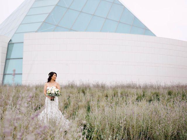 Justina and Daryl's wedding in Toronto, Ontario 8