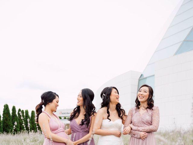 Justina and Daryl's wedding in Toronto, Ontario 11