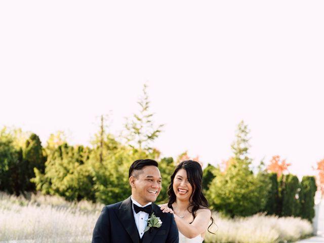 Justina and Daryl's wedding in Toronto, Ontario 13