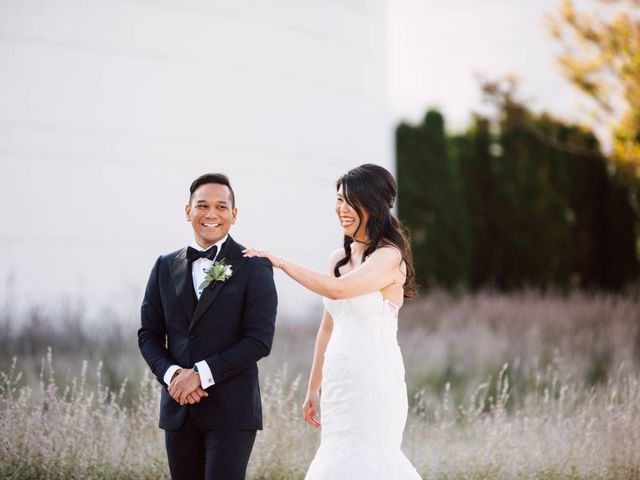 Justina and Daryl's wedding in Toronto, Ontario 14