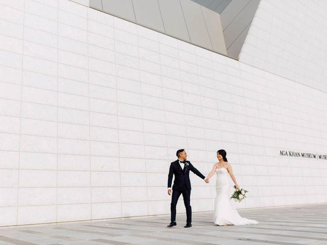 Justina and Daryl's wedding in Toronto, Ontario 19