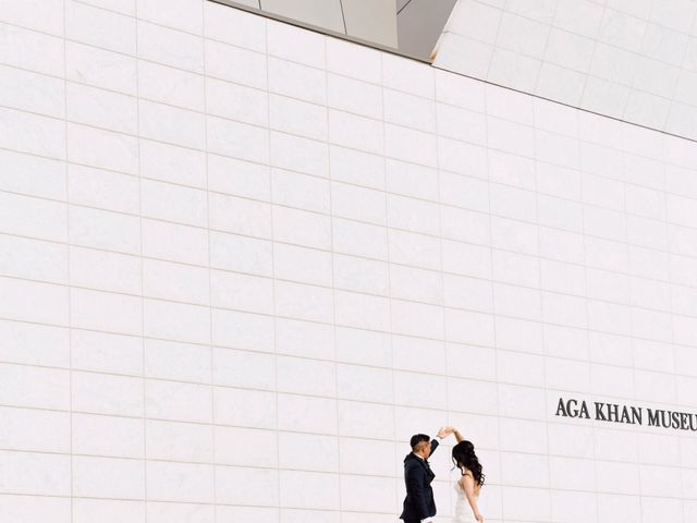 Justina and Daryl's wedding in Toronto, Ontario 21