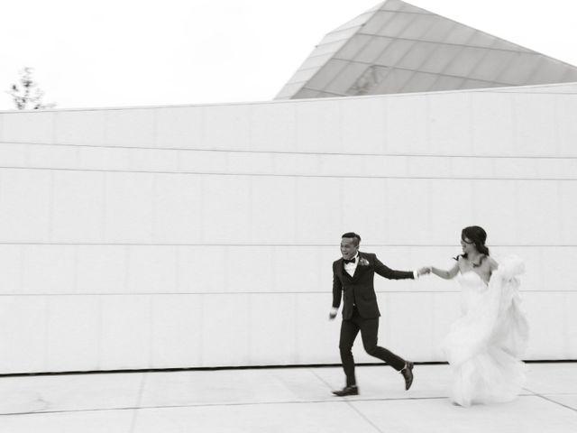 Justina and Daryl's wedding in Toronto, Ontario 23