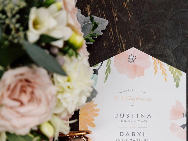 Justina and Daryl's wedding in Toronto, Ontario 1