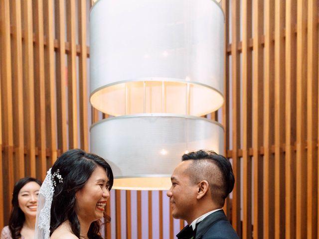 Justina and Daryl's wedding in Toronto, Ontario 28