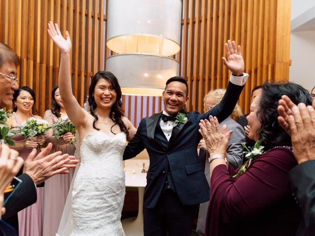 Justina and Daryl's wedding in Toronto, Ontario 30