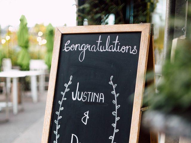 Justina and Daryl's wedding in Toronto, Ontario 31