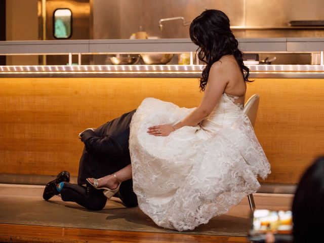 Justina and Daryl's wedding in Toronto, Ontario 39
