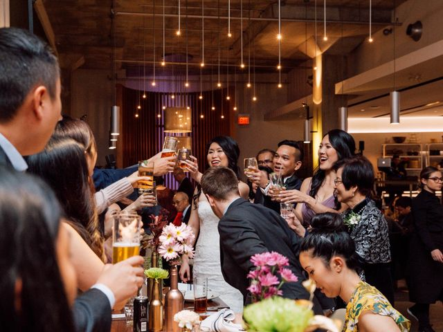 Justina and Daryl's wedding in Toronto, Ontario 46