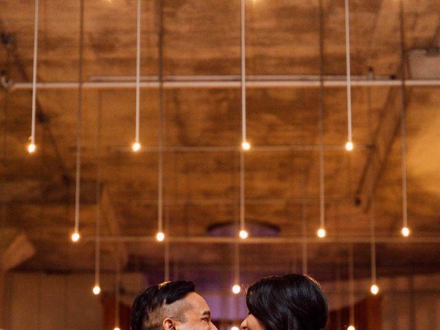 Justina and Daryl's wedding in Toronto, Ontario 50