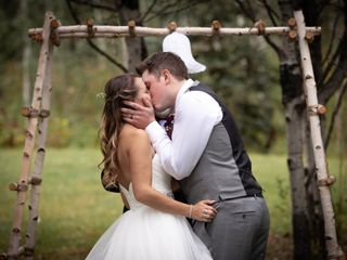 The wedding of Selina  and Justin